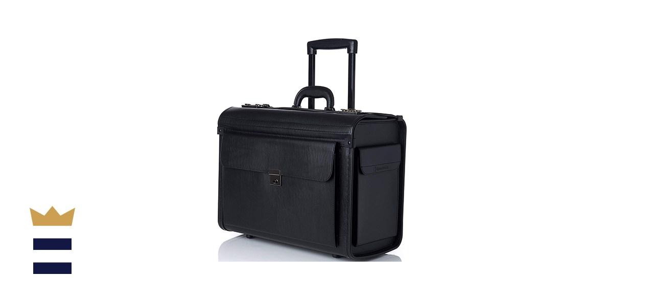 Alpine Swiss Laptop Briefcase