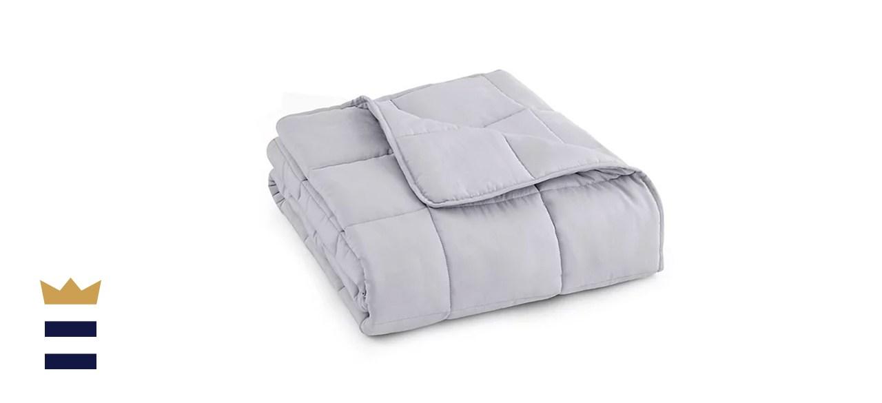 Altavida 12-Pound Machine-Washable Cooling Weighted Blanket