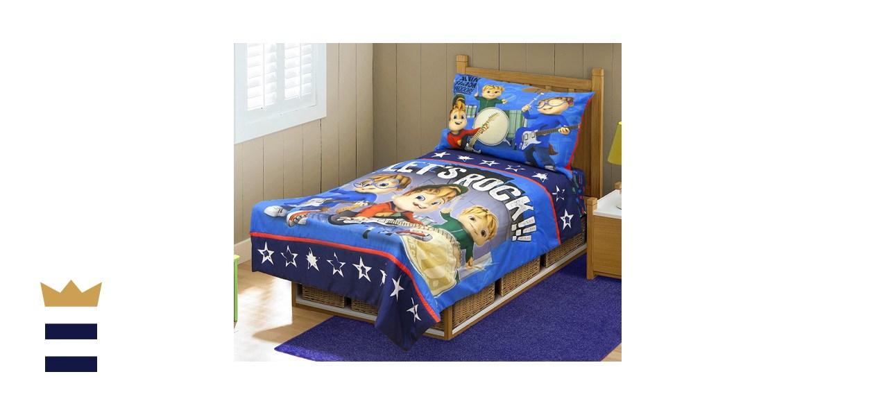 Alvin and the Chipmunks Toddler Bedding Sets