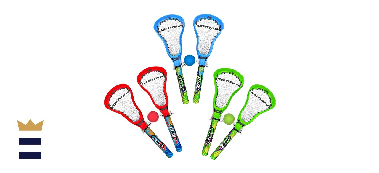 COOP Hydro Lacrosse Game Set - Outdoor Pool Toy for Kids and Adults