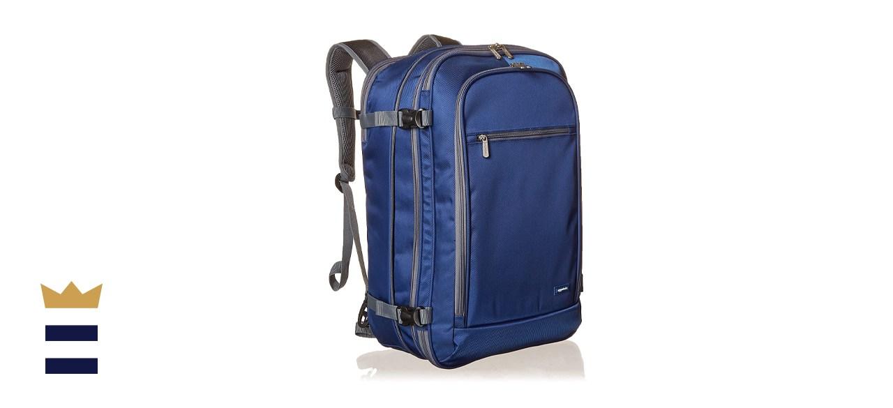Amazon Basics Carry-On Travel Backpack