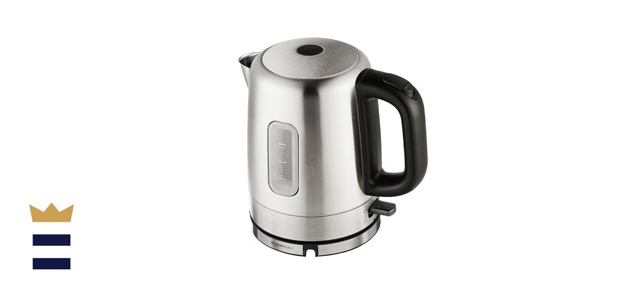 Amazon Basics Portable Electric Tea Kettle