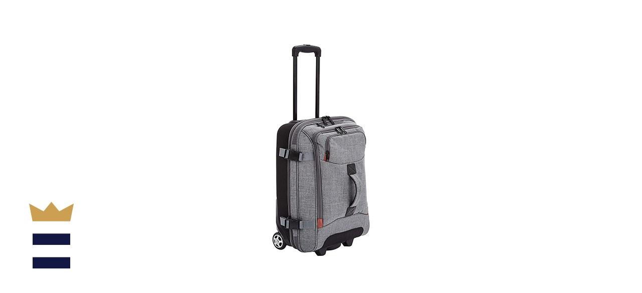 Amazon Basics Rolling Travel Duffel Bag