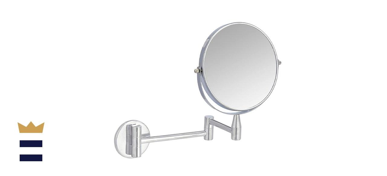 Amazon Basics Wall-Mounted Vanity Mirror