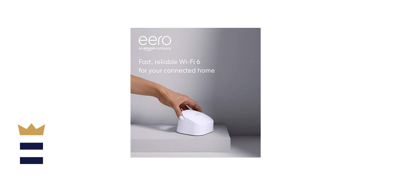 Amazon eero 6 Dual-Band Mesh WiFi 6 Router