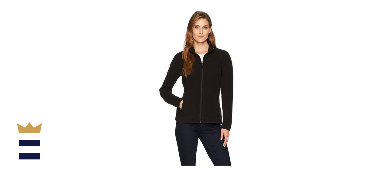 Amazon Essentials Full Zip Soft Fleece Jacket