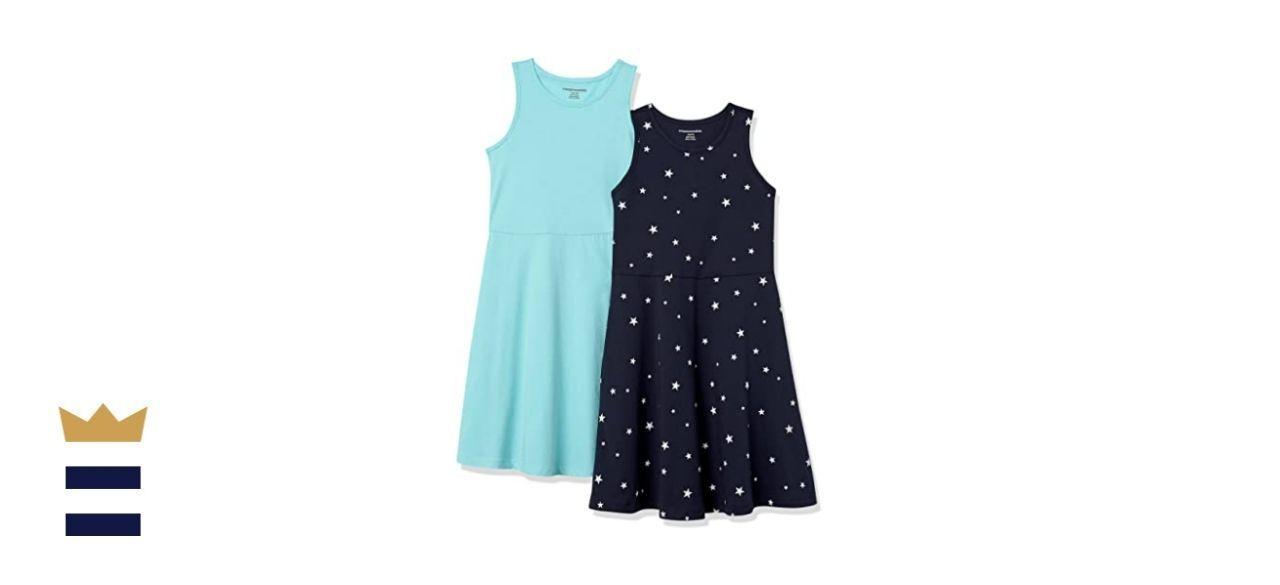 Amazon Essentials Girls' Tank Dress