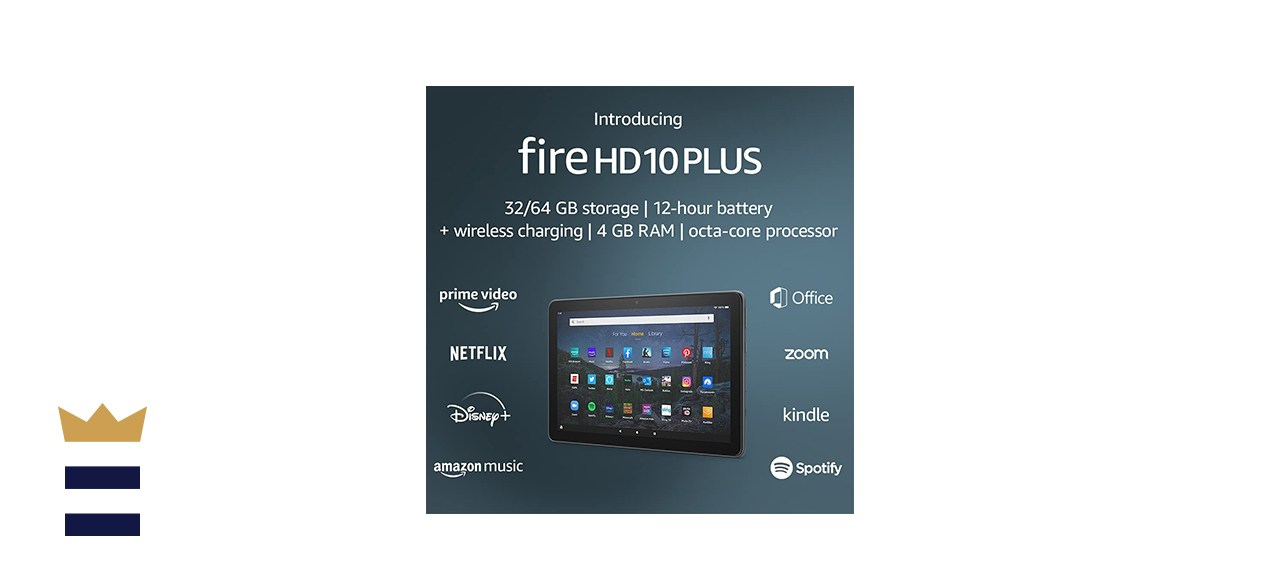 Amazon Fire Tablet HD 10 Plus