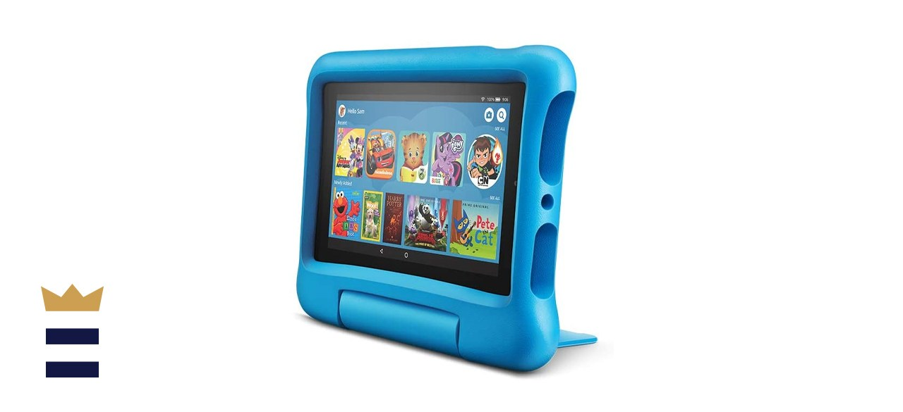 Amazon Kindle Fire 7 Kids Tablet with Kid-Proof Case