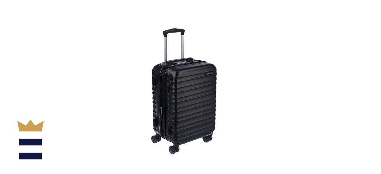 AmazonBasics' Hardside Spinner Luggage