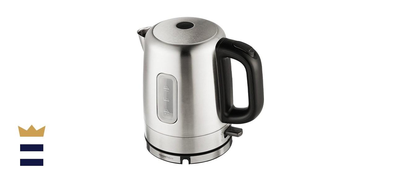 AmazonBasics Stainless Steel Tea Kettle