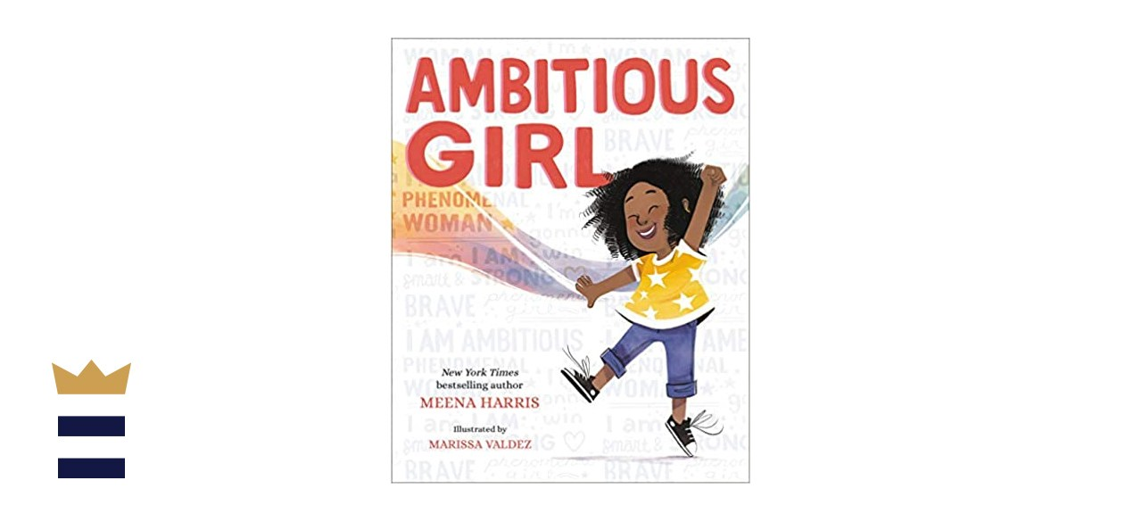 """""""Ambitious Girl"""" by Meena Harris"""
