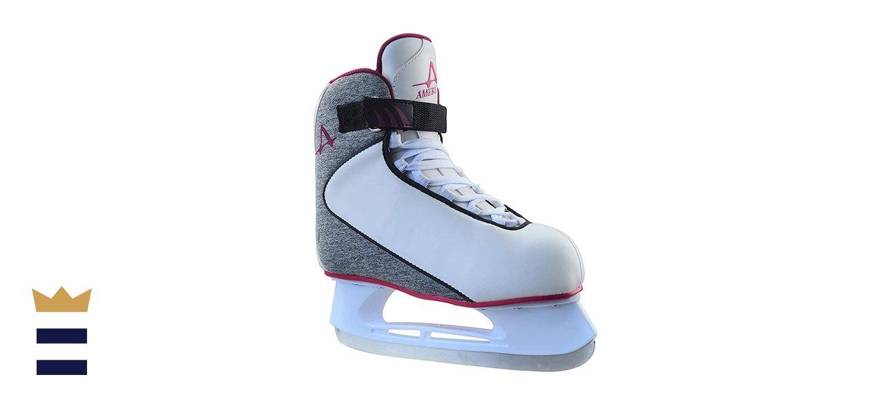 American Athletic's Soft Boot Women's Hockey Skates