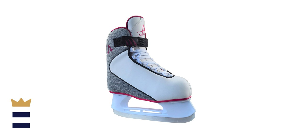 American Athletic Shoe Co.bWomen's American Soft Boot Hockey Skate