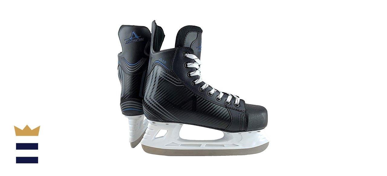 American Athletic's Ice Force 2.0 Hockey Skates