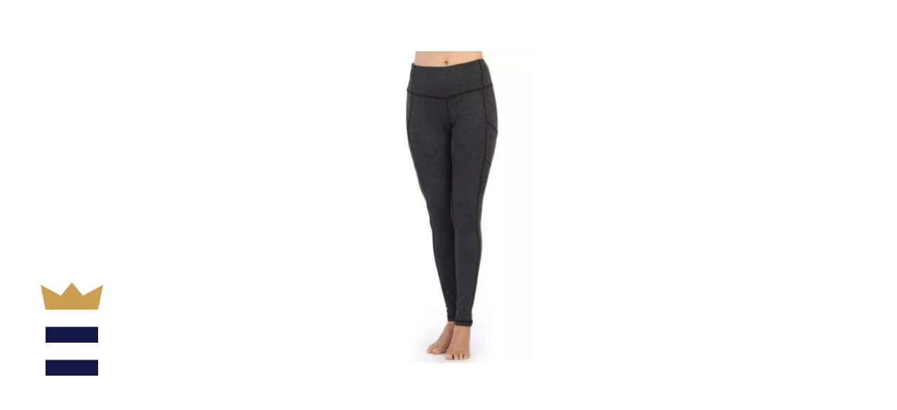 American Fitness Couture High-Waist Full-Length Pocket Compression Leggings