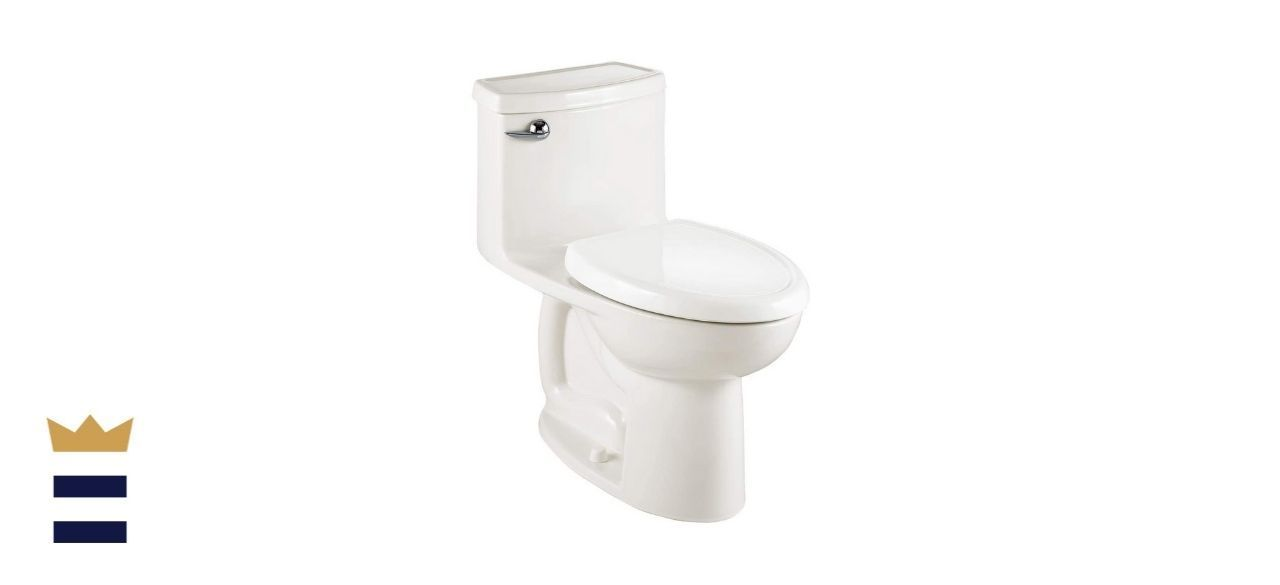 American Standard 2403128.020 Compact Toilet with Seat