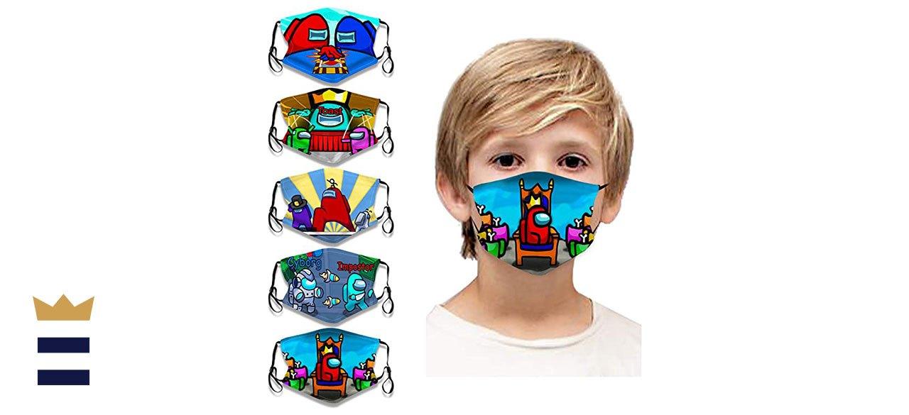 Among Us masks
