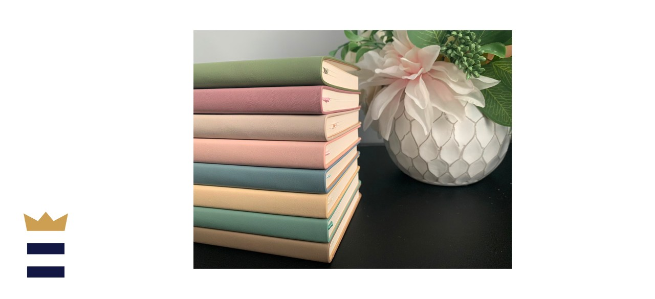 Amorcitto Pastel Soft Cover Notebook