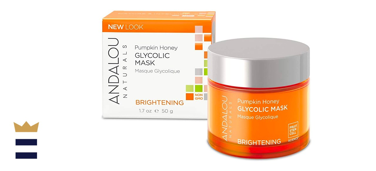 Andalou Naturals Brightening Mask (Pumpkin Honey Glycolic)