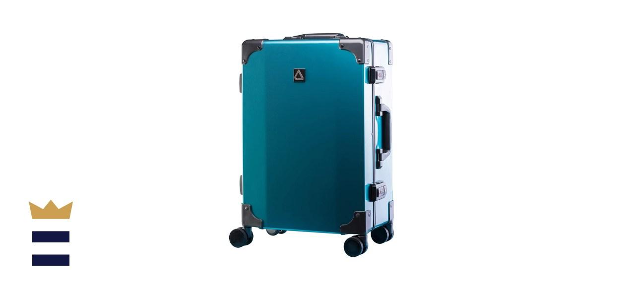 Andiamo Classico Zipperless Suitcase