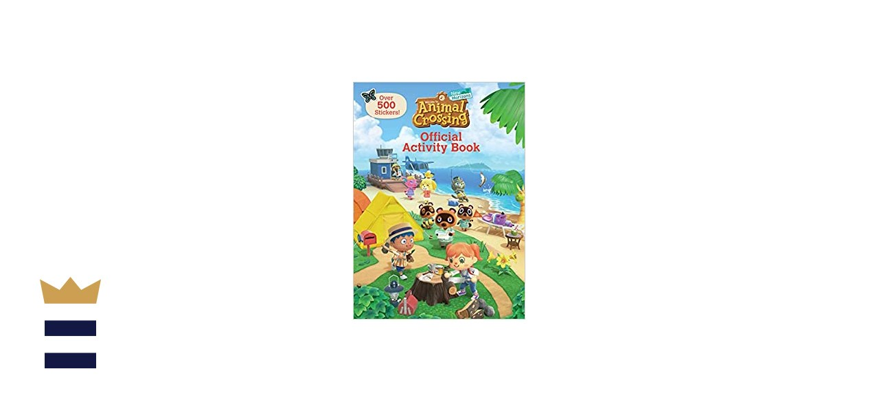 Animal Crossing New Horizons Official Activity Book