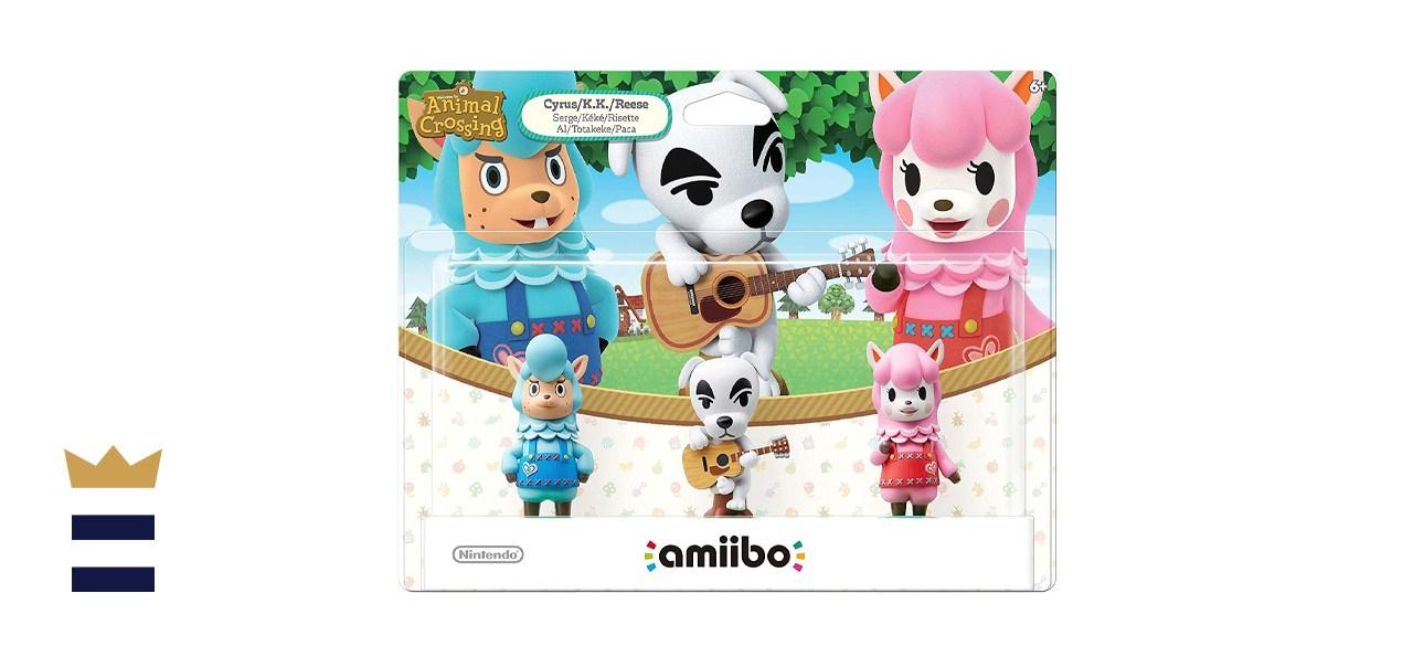 Animal Crossing Series 3-Pack amiibo