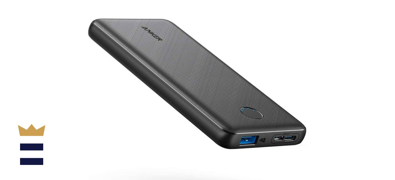Anker Portable ChargerPowerCore Slim 10000 Power Bank