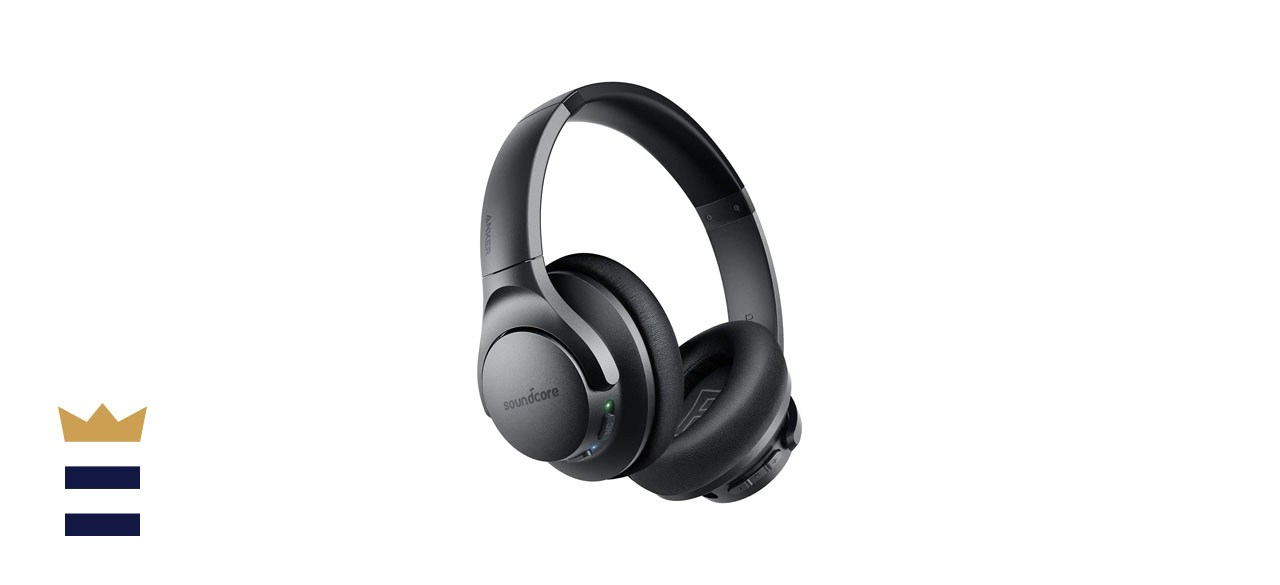 Anker Soundcore Life Q20 Hybrid Active Noise Cancelling Wireless Over Ear Headphones