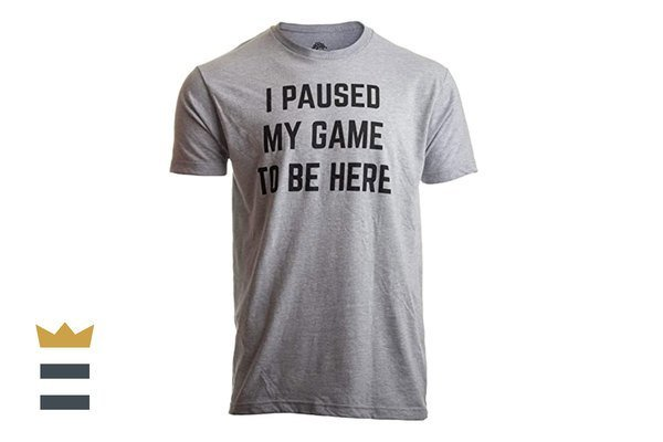 ann arbor gaming shirt