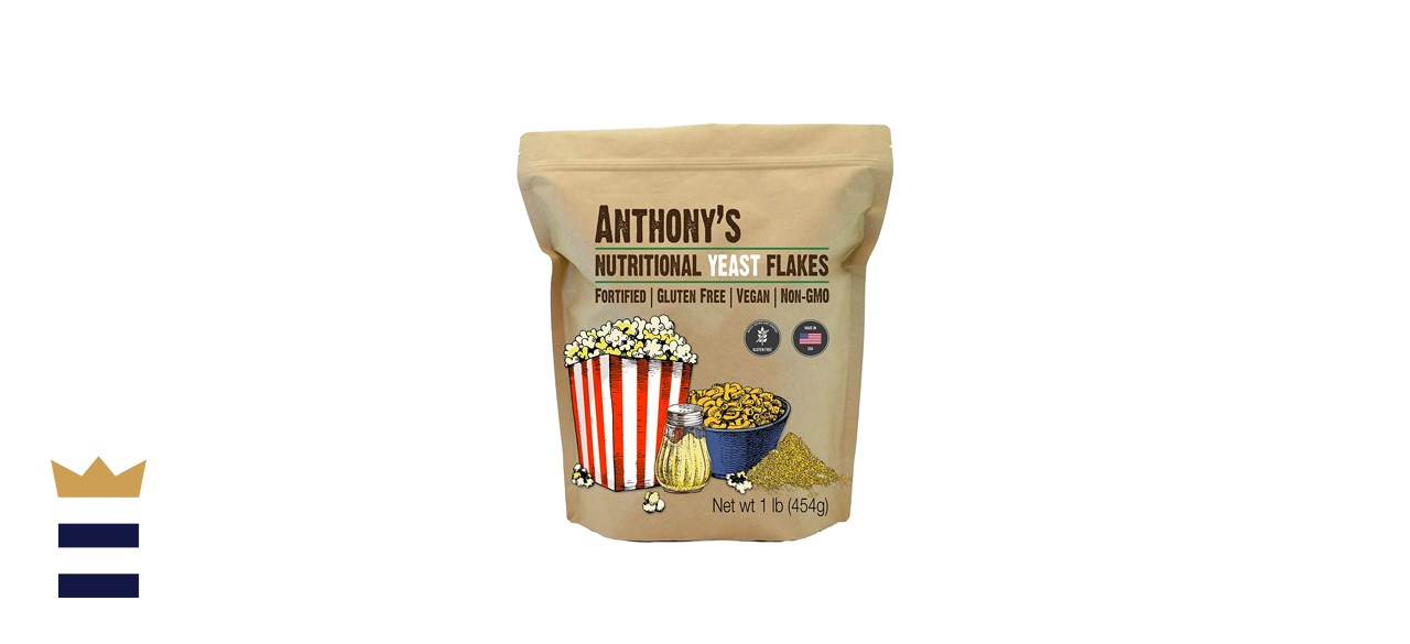Anthony's Premium Fortified Nutritional Yeast Flakes