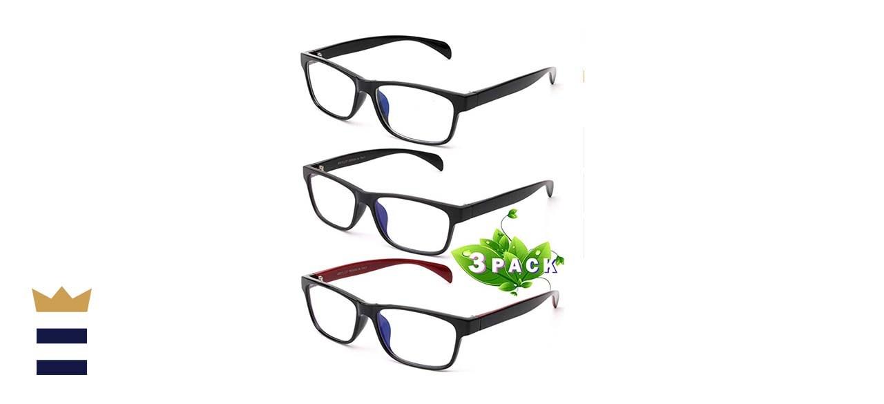 ANYLUV Blue Light Blocking Glasses