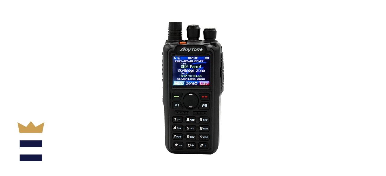 AnyTone Digital Handheld Radio
