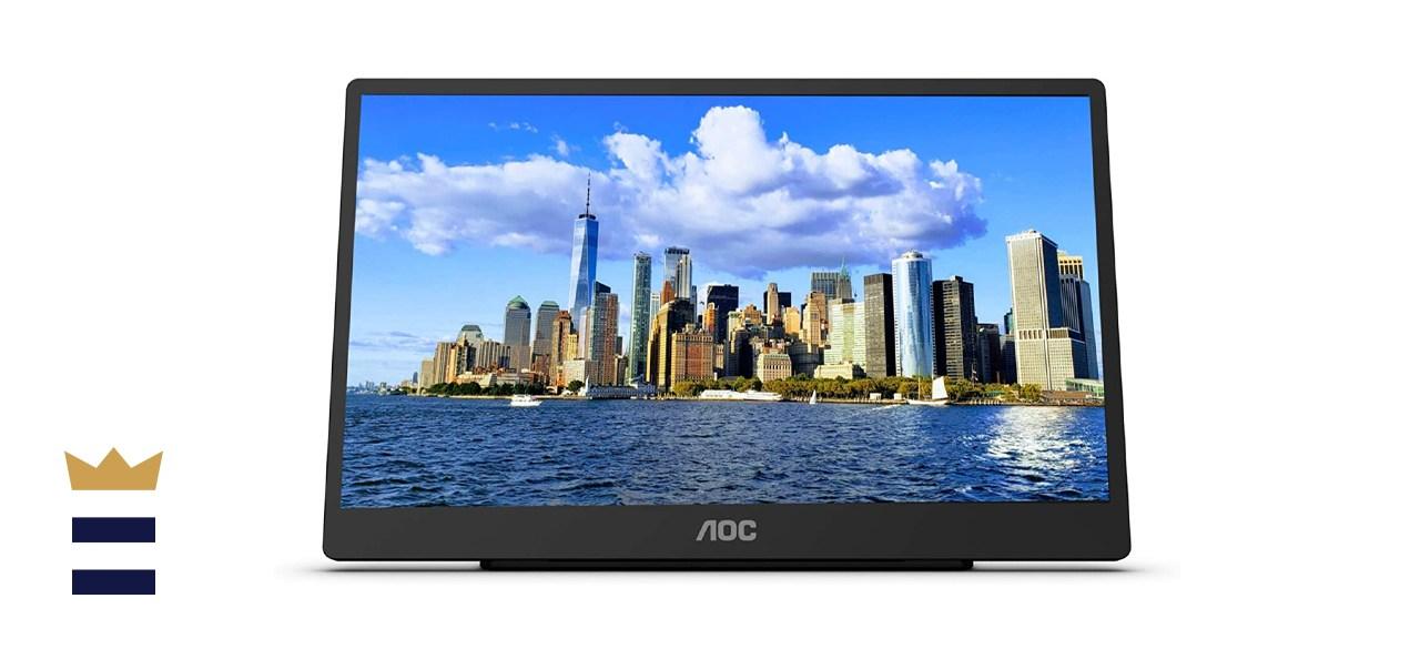 AOC 16T2 portable monitor