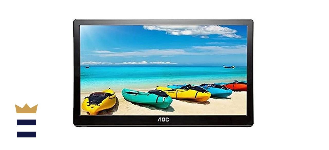AOC I1659FWUX 15.6 USB-Powered Portable Monitor