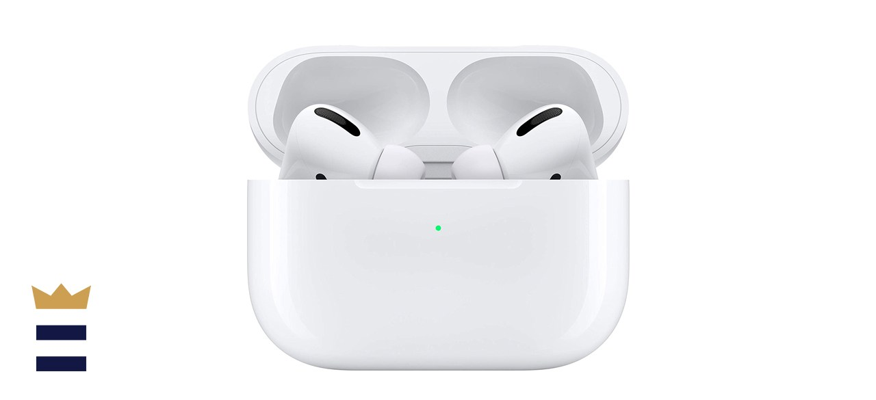 Apple AirPods Pro True Wireless Earbuds with a Wireless Charging Case