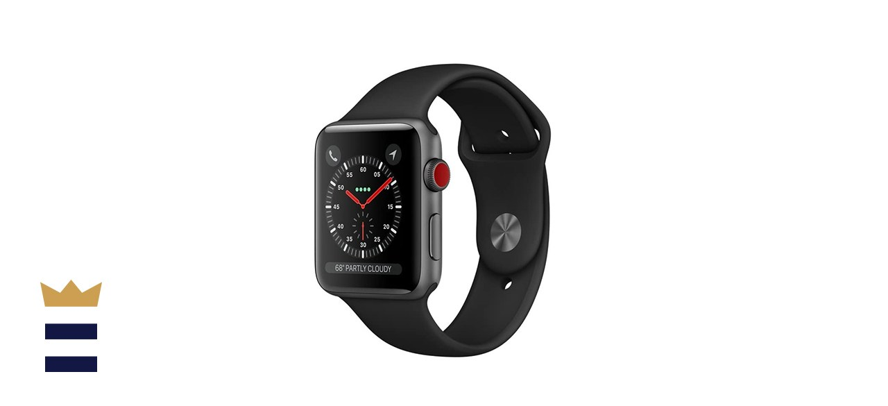 Apple Watch Series 3 Aluminum Case with Sport Band