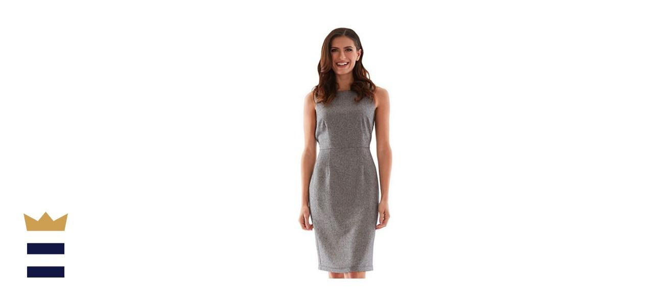 Apt. 9 Sleeveless Boatneck Sheath Dress