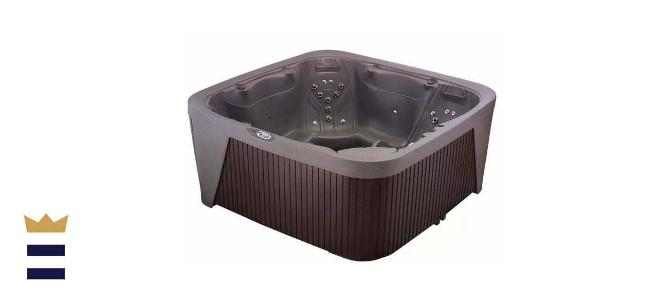 AquaRest Spas DayDream 6 Person Plug and Play Hot Tub