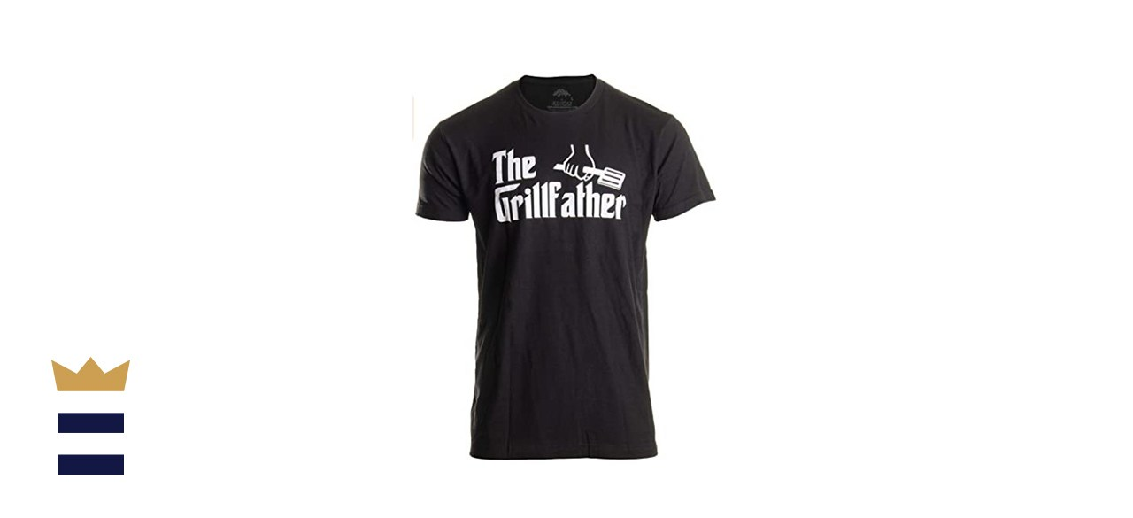 Ann Arbor T-Shirt Co. The Grillfather T-Shirt