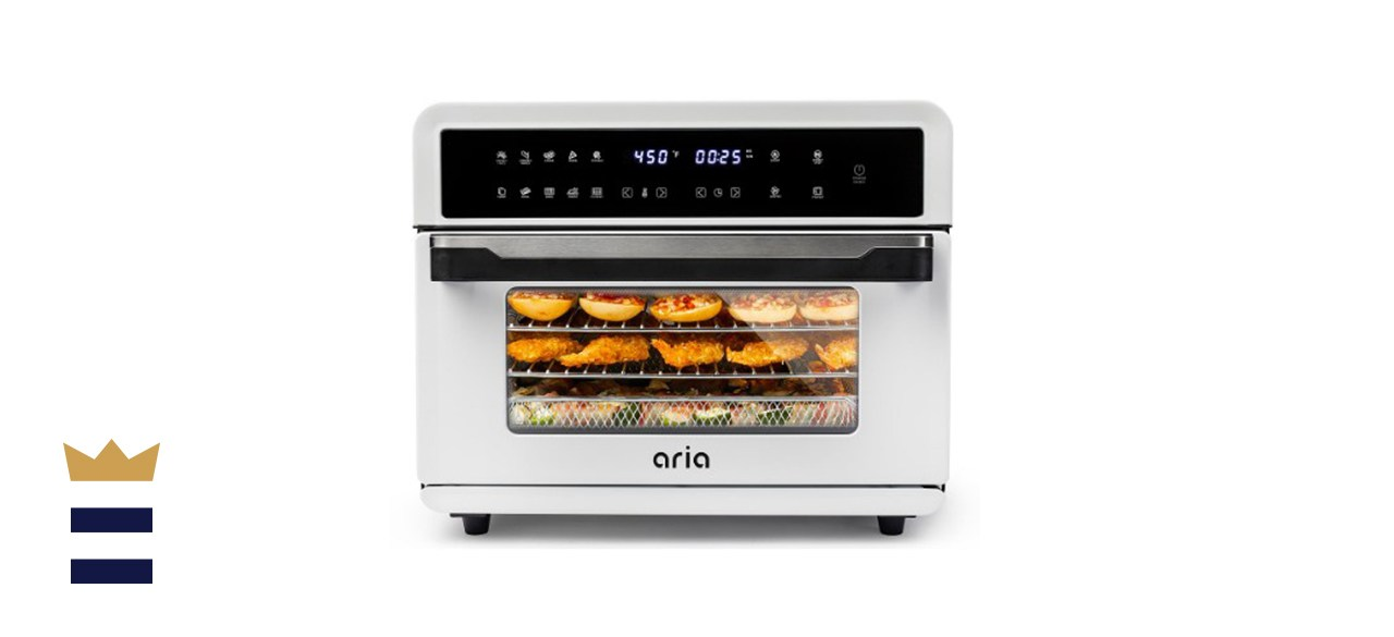 Aria 30-Quart All-in-1 Air Fryer/Toaster Oven/Dehydrator