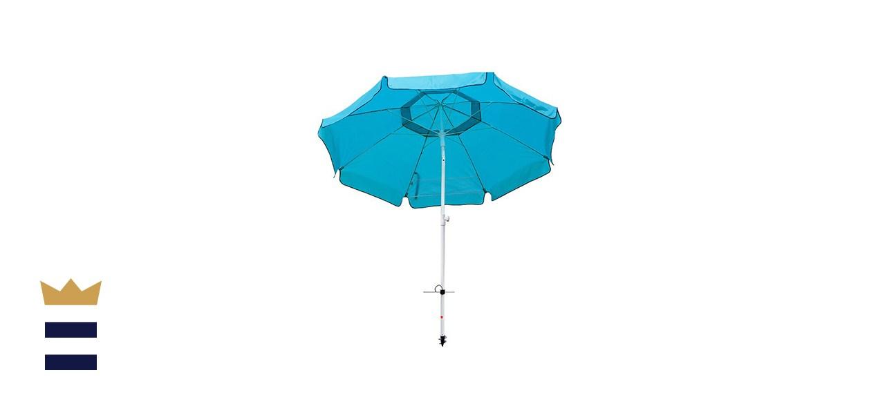 Arlmont & Co. Figueroa Beach Umbrella