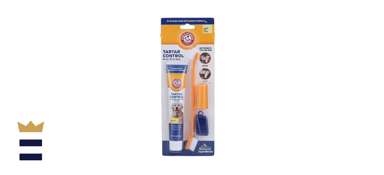 Arm & HamSafari Tartar Control Kit for Dogs