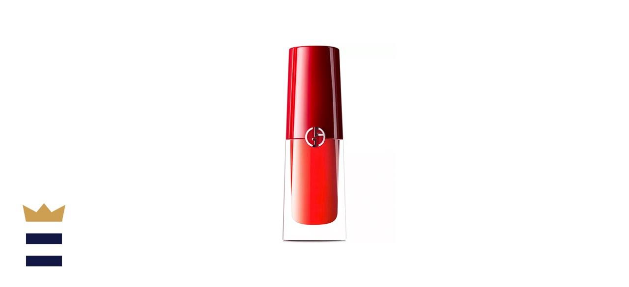 Armani Beauty Lip Magnet Liquid Lipstick in Hollywood
