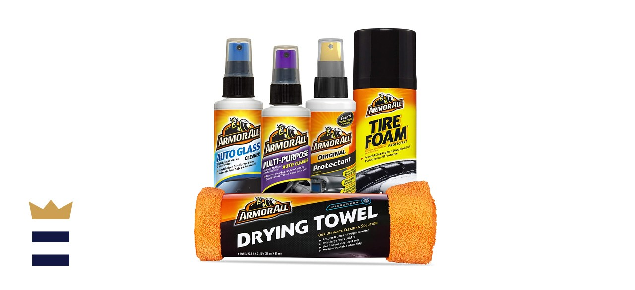 Armor All Car Wash and Interior Cleaner Kit