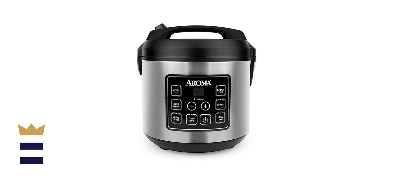 Aroma Housewares' Digital Rice Cooker