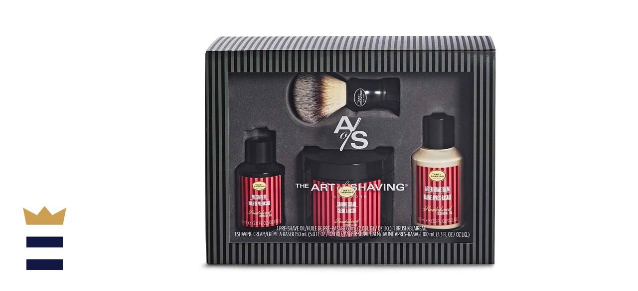 Art of Shaving Mid Size Sandalwood Shaving Kit