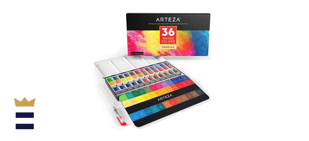 Arteza Watercolor Paint Set