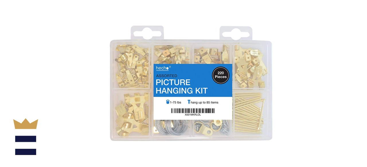 Assorted Picture Hanging Kit
