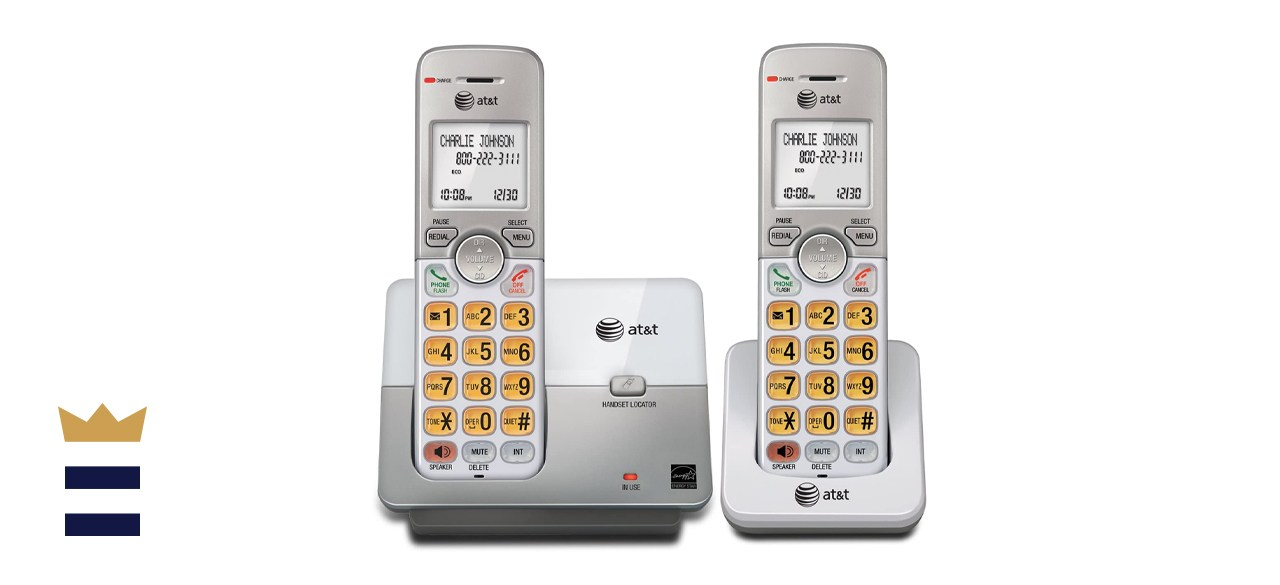 AT&T DECT 6.0 Cordless Phone System